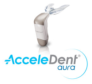 AcceleDent treatment reduces treatment with only 20 minutes of use each day.